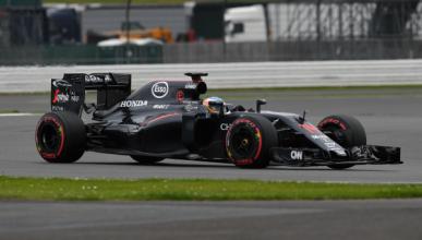Test F1 SIlverstone, Día 1: Alonso lidera