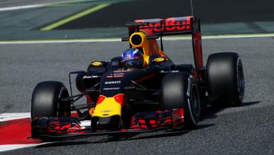 Test post carrera Barcelona: Verstappen al mando