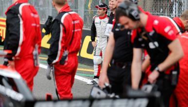 Timo Glock Marussia F1 2012