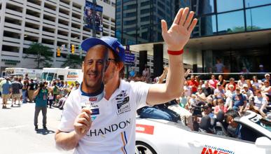 Tony Kanaan, contra las críticas de Hamilton a Alonso