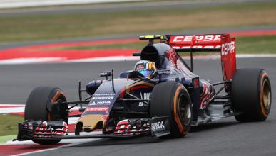 Toro Rosso correrá con motor Ferrari desde 2016
