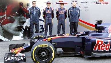 Toro Rosso piensa en subir al podio y acabar quinto en 2016