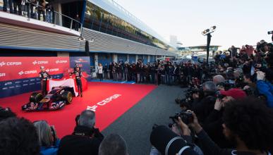 Toro Rosso presentará su f1 antes de los test de Jerez