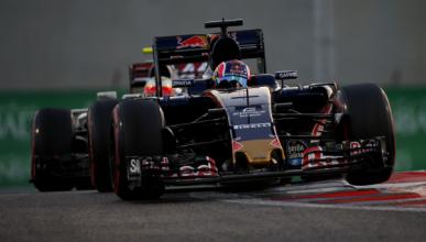 Toro Rosso también cambiará sus colores en 2017