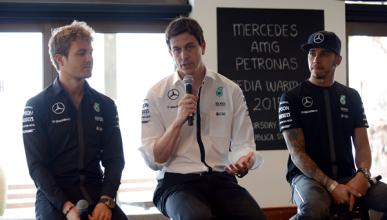 """Toto Wolff: """"Hamilton merece ganar el título de F1 2015"""""""