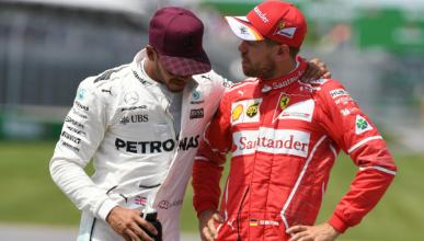 """Toto Wolff, sobre Hamilton y Vettel: """"esto es una guerra"""""""