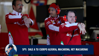 """El """"trolleo"""" de Red Bull a Ferrari en redes sociales"""