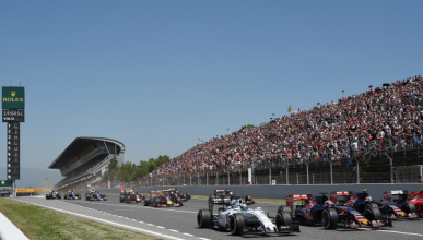 TVE anuncia su equipo para el GP España F1 sin Lobato