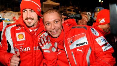 """Valentino Rossi: """"Nunca me arrepentí de no correr en F1"""""""