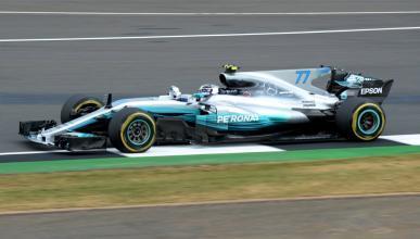 Valtteri Bottas, en los Libres 2 del GP Gran Bretaña