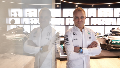 Valtteri Bottas sustituye a Nico Rosberg en Mercedes F1