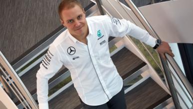 """Valtteri Bottas:""""estoy preparado para correr en Mercedes"""""""