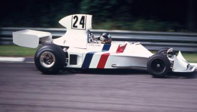Se vende el primer Fórmula 1 de James Hunt: el Hesketh 308