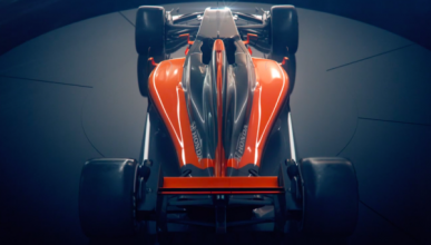 La verdad sobre el McLaren-Honda 'filtrado'