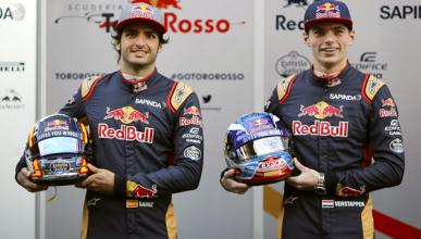 Verstappen niega cualquier problema con Sainz