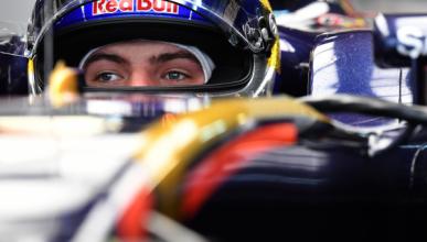 Verstappen sustituye a Kvyat en el GP España