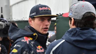 "Verstappen: ""ya he demostrado cómo ganar a Sainz"""