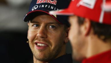 Vettel - Alonso