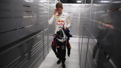 """Vettel: """"Aún podemos mejorar, pero estamos contentos"""""""