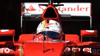 Vettel está dispuesto a pagar multas por cambiar de casco