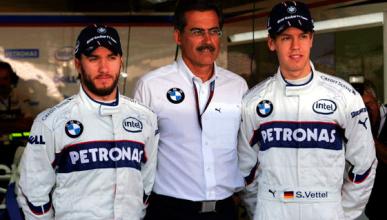 Vettel - Heidfeld - BMW Sauber - 2007