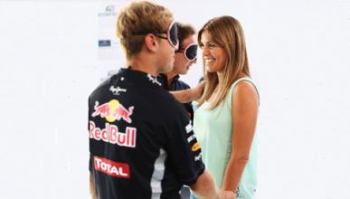 Vettel - Nira Juanco- Antena 3 - Red Bull