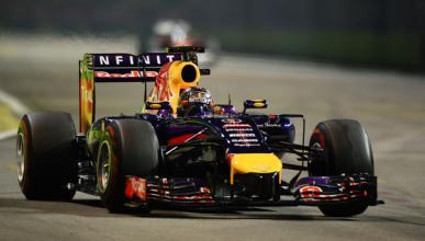 """Vettel: """"No merecía la pena luchar por parar a Hamilton"""""""