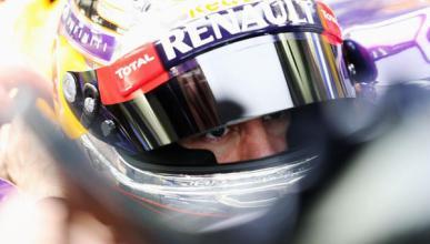 """Vettel: """"Pensaba atacar a Hamilton pero había que asegurar"""""""