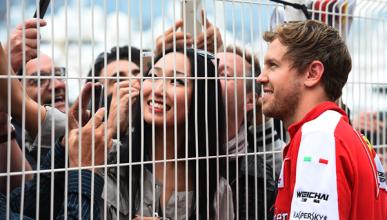 Vettel pide a Ecclestone que baje los precios de la F1