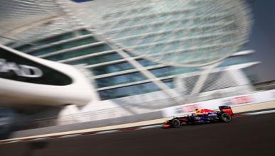 Vettel - Red Bull - Abu Dabi
