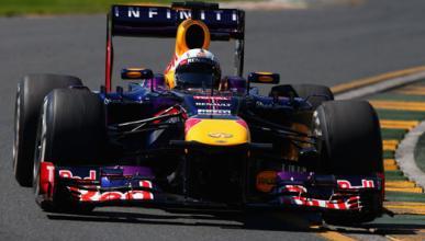 Vettel - Red Bull - Australia 2013