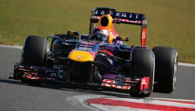 Vettel - Red Bull - Corea 2013