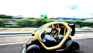 Vettel Renault Twizy