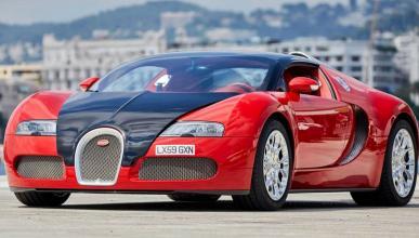 Veyron rojo