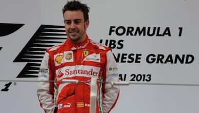 Las victorias de Fernando Alonso en el GP de China F1