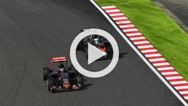 """Vídeo: los 10 mejores """"team radio"""" de F1 en 2015"""