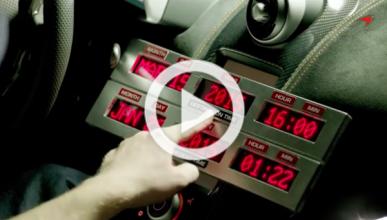 Vídeo: Alonso y Button regresan al futuro