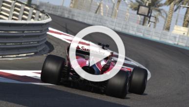Vídeo: así serán los F1 de 2017, ¡qué pasada!