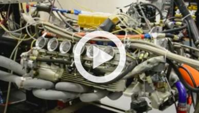 Vídeo: bestial sonido de este motor Ferrari F1 de los 70