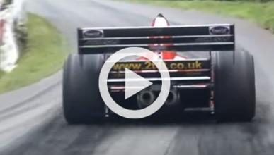 Vídeo: el brutal sonido de un V10 en una subida de montaña