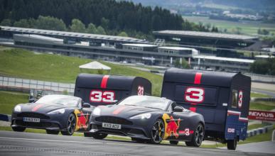 Vídeo: La carrera más loca de Verstappen y Ricciardo