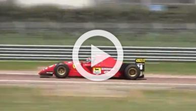 Vídeo: ¿cómo suenan los Ferrari F1 V6 turbo, V8, V10 y V12?