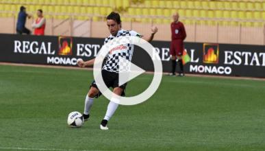 Vídeo: el golazo de Fernando Alonso en Mónaco