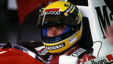 Vídeo inédito de Senna en el fatídico GP San Marino 1994