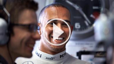 Vídeo: Lewis Hamilton se pasea por Mónaco con su Pagani