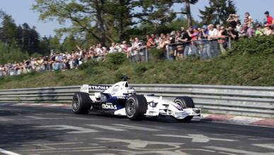 Vídeo: vuelta al Nordschleife en F1 con Nick Heidfeld