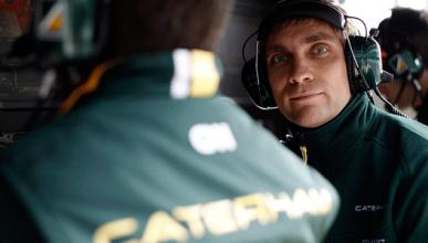 Vitaly Petrov - Caterham - GP Corea 2012