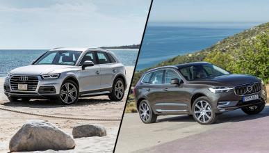 Volvo XC60 2017 vs Audi Q5 2017