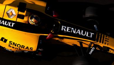 A vueltas con el nombre del equipo Renault F1