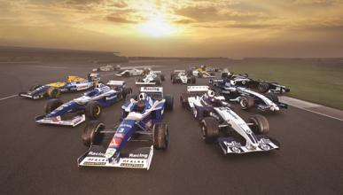 Williams celebrará 40 años en la F1 con el FW40